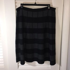 Spense knit skirt